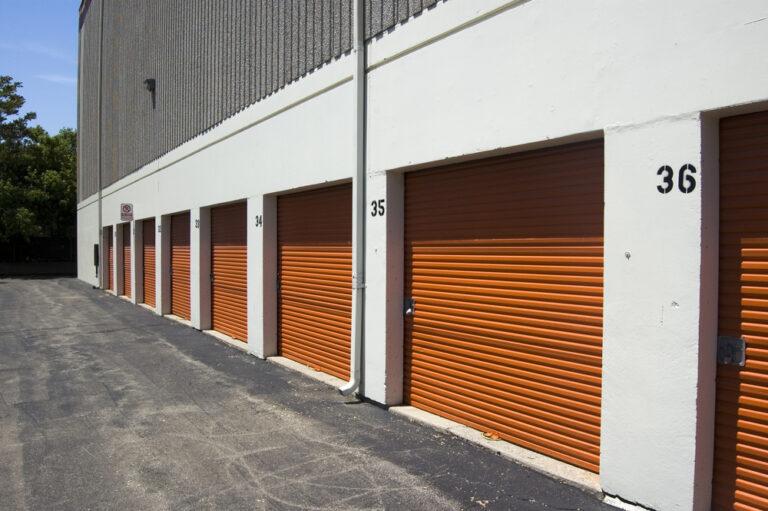 Warehouse Garage Door Installation