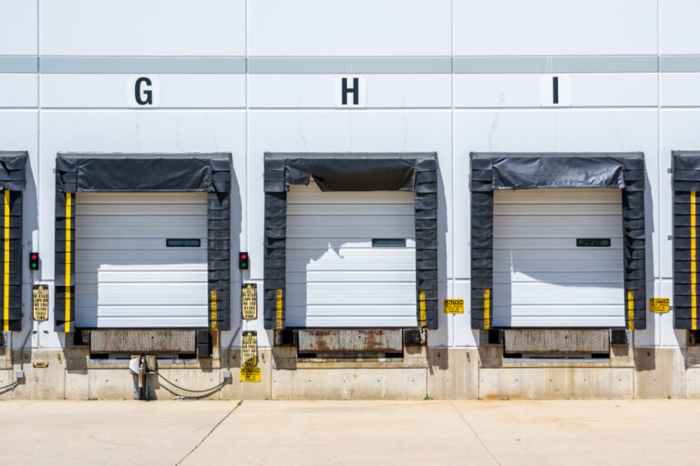 Sectional Steel and Sectional Aluminum Doors